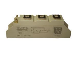 SEMIKRON SCR module SKKT57-12E/SKKT57/12E DC Motor Control AC Motor Soft Starter Thyristor Diode Modules