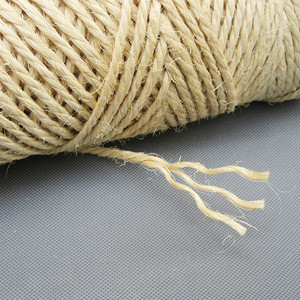 Sisal twine use for packing jute bag