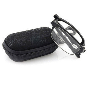 Soft Lightweight Folding Reading Glasses Magnifying Fatigue Relief / Nose Resting Reading Glasses