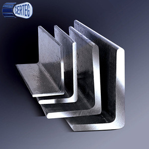 ss400 galvanized steel angle