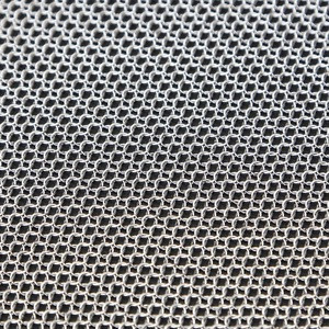 Stainless steel welded ring mesh
