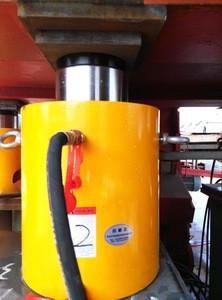 STQ double acting high tonnage 200 ton hydraulic jacks
