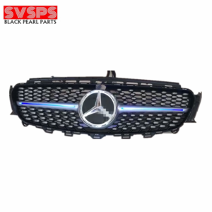 SVSPS Unique and Special  Car Front LED Lighting Grille with  Illuminated Logo emblem for Mercedes Benz E CLASSS W213