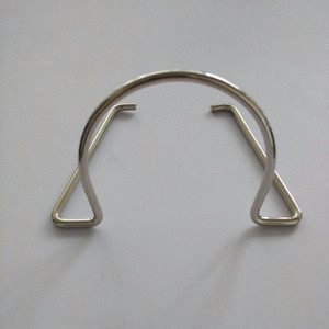 SWC leg spring stainless steel wire formed spring