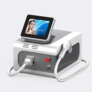 Taibo Salon 808nm Diode Laser Hair Removal Laser Equipment / Pain Free Laser Hair Removal Machines