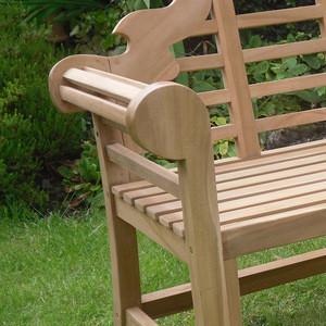 Teak Outdoor Furniture Patio Bench