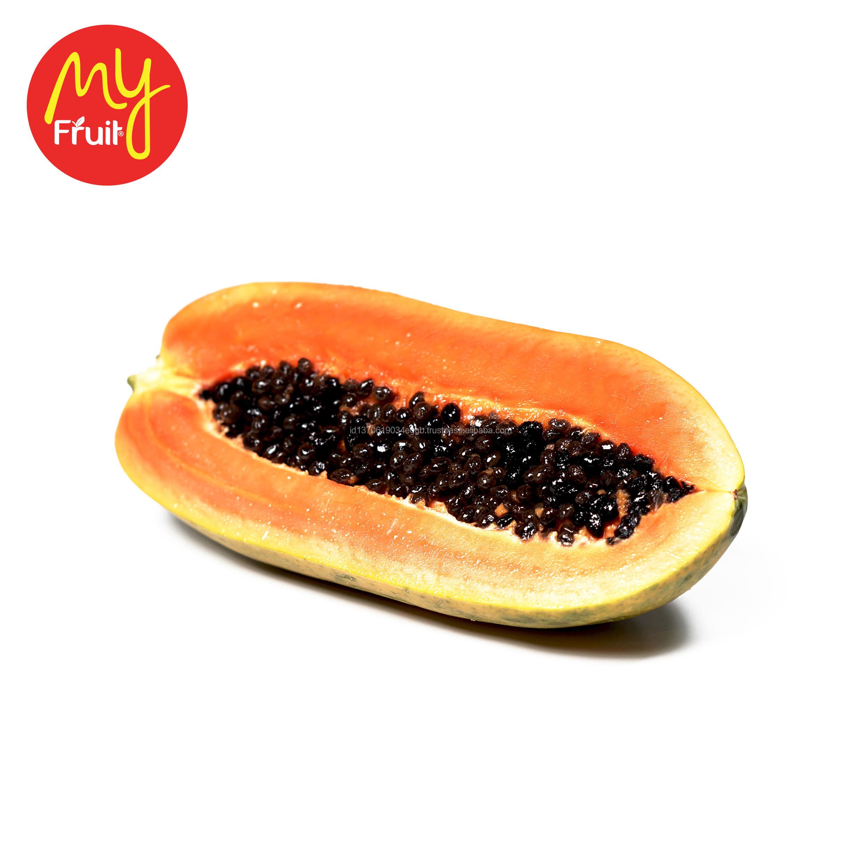 Top Grade Fresh Papaya Natural color For Market Wholesale Price