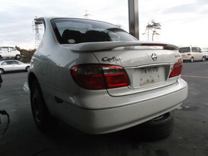 USED PARTS FOR NISSAN IN GOOD CONDITION (REAR CUT & OTHER AUTO PARTS)