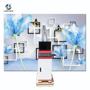 UV/3D/all-in-one printer/multi-material printing/wall painting machine
