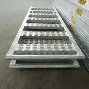 Vans loading ramps