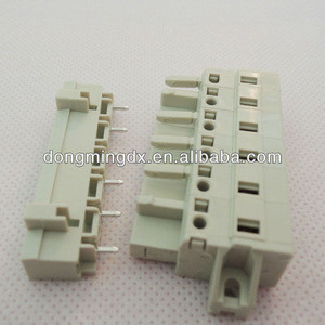 White Dial Switch with YE7240-7.5 head and YE721-7.5 needle