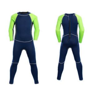 Wholesale kids neoprene wetsuit 2mm sunproof wetsuit surf