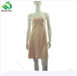 Wholesale Women Sexy Satin Chemise Sleepwear