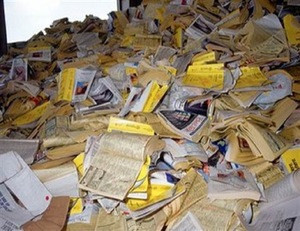 YELLOW PAGES TELEPHONE DIRECTORIES SCRAP