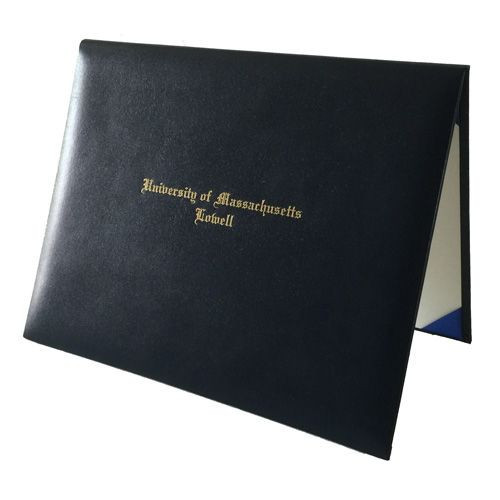 University Certificate Folder
