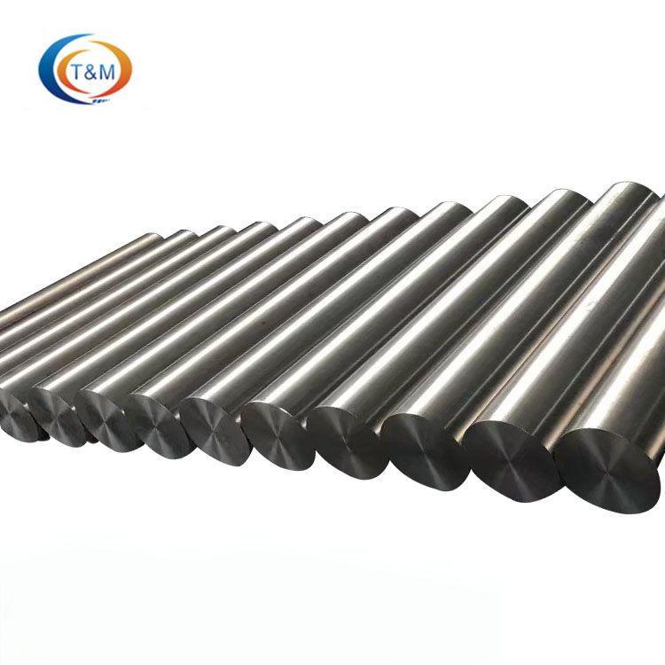Gr1 Gr2 Gr5 Gr7 Gr9 titanium alloy bar rod