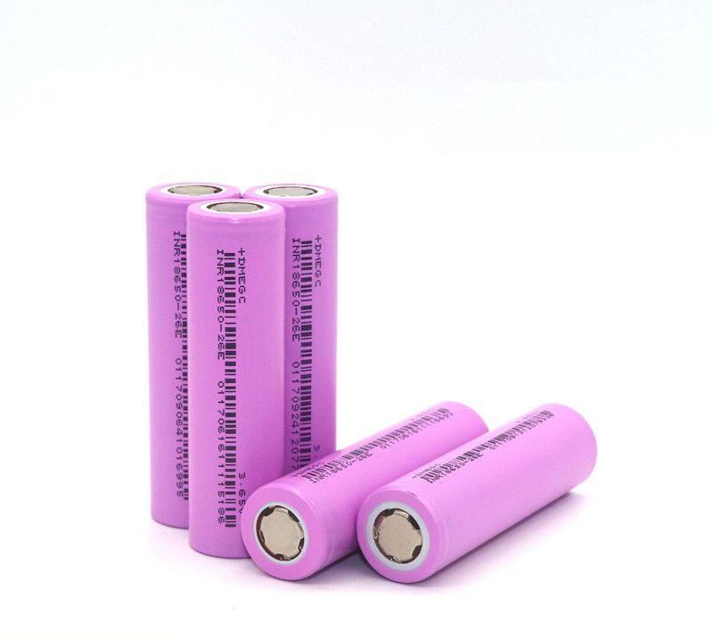 High security 3.6v 3.7v lithium ion battery 18650 battery 2000mah/2200mah/2400mah/2600mah/3000mah