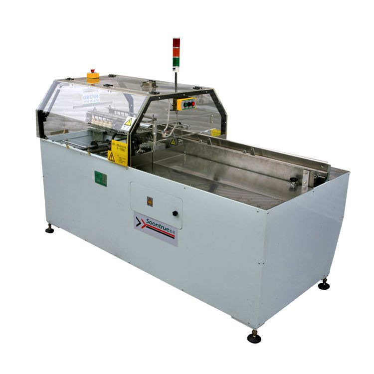 Daily necessities/chemicals/food carton box sealer,sealing machine