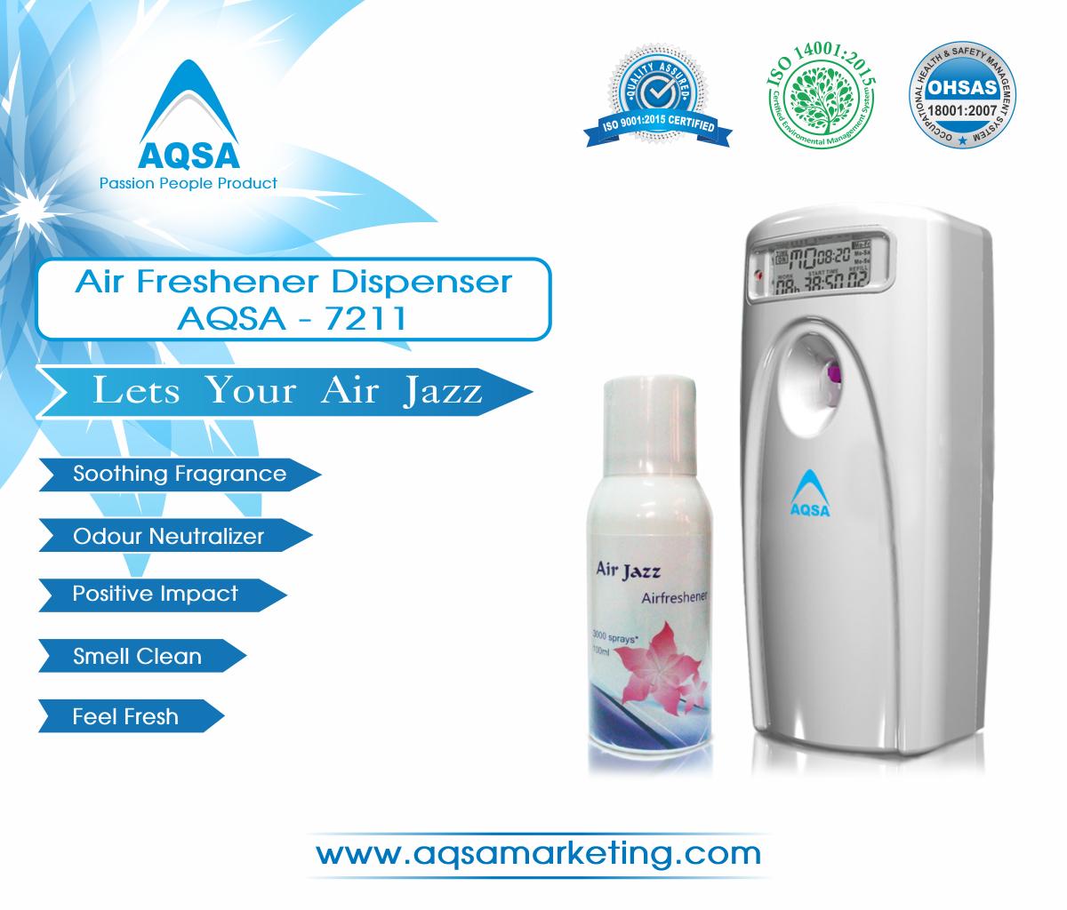 Air Freshener Dispenser  100ML
