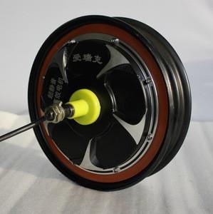 10 inch 500W 800W electric motorcycle hub motor