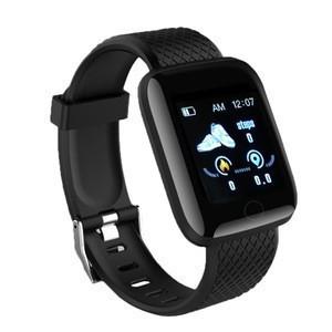 116 Pro Smart Watch Health Wristband Sports watch Blood Pressure Heart Rate Pedometer Fitness Tracker Smart Bracelet Waterproof