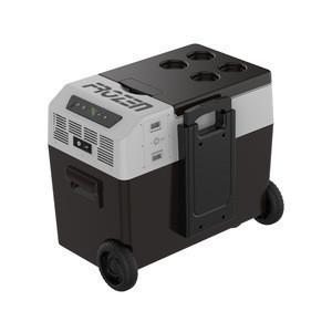 12v 24v mini fridge cooler car refrigerator for truck 40 litre