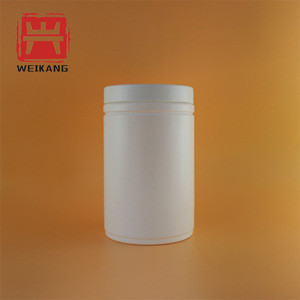 1L HDPE plastic drum/barrel, large drum with plug, medical disposable container