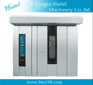 2019 HTL Best Quality and Price Rotary Oven for Bread and Pastry