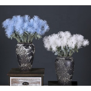 3 Heads artificial  Simulated sea urchin flower for simulated flower wedding