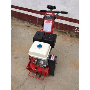 7.5KW Electric Small road milling machine Pavement coating paint various traffic marking paint removal machinery