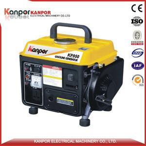 Advantage portable gasoline 450w gasoline generator with CE,BV, one year