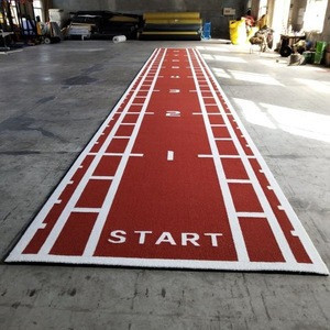 Anti slip Indoor sports training gym artificial grass