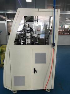 Automatic interdental brush machine