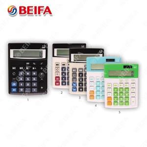 Beifa Brand ACA061 China Factory Manufacture Custom Logo Student Electronic Digital Calculator New Promotional