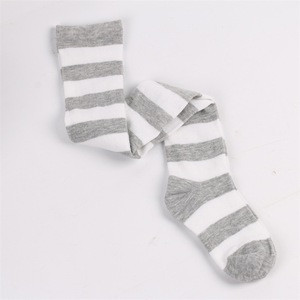 Best Selling Products Striped Long Knee Socks For Women Girls Lady Party Halloween Christmas Stocking