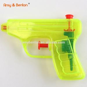 Cheap Plastic summer small toys gun custom water gun for kids