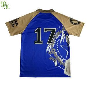 Custom design rugby shirt wholesale