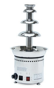 Electric 5 tier chocolate fountain commercial chocolate fountain kiosk chocolate fountain stand machine