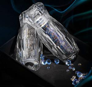 Factory direct sale Caviar Beads mini nail art glass beads 3d decoration nail art accessories