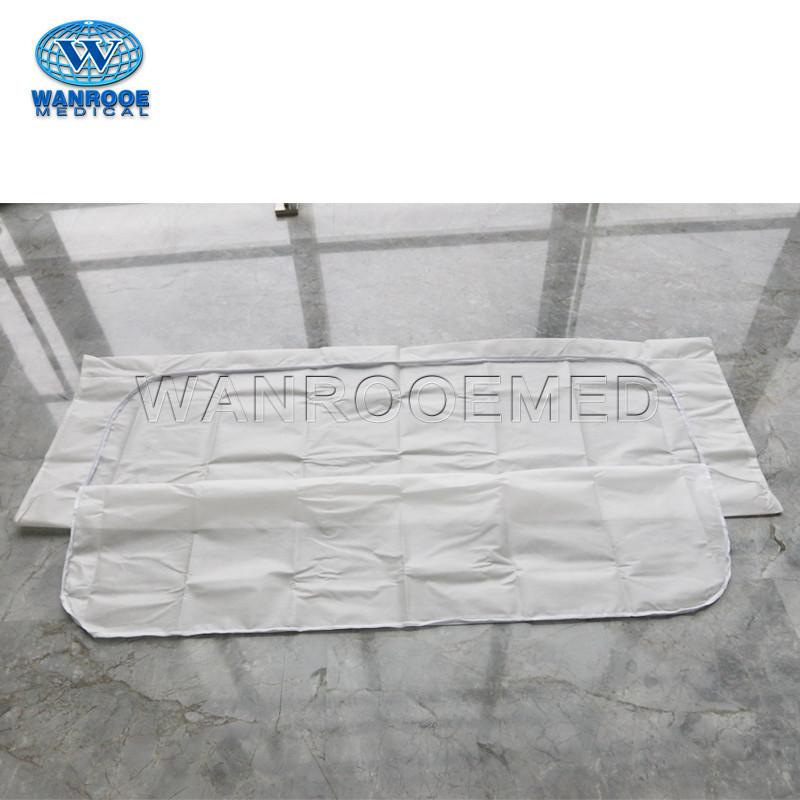 GA400-1 Non-woven Fabrics Funeral Dead Body Bag With Handles