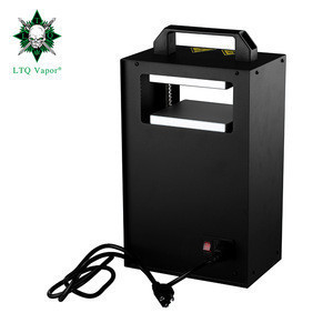 High quality 4 tons pressure Dry herb Extractors Rosin Heat Press Machine KP1 from LTQ company