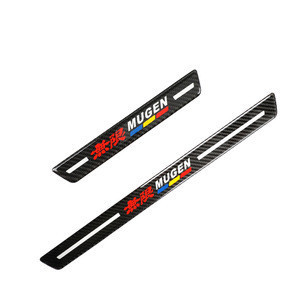 High quality auto exterior accessories decoration and protect universal car door sill strip