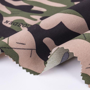 High quality waterproof stocklot mixed camouflage fabric military uniform