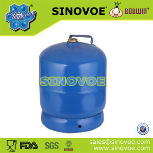 Hot sale household lpg gas cylinder