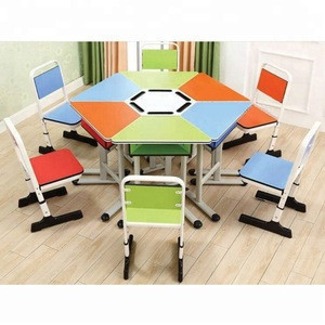 Kids children kindergarten classroom school furniture