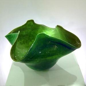 Made in China Hand Blown Art Multi Colored Murano Glass Vase -LRT144