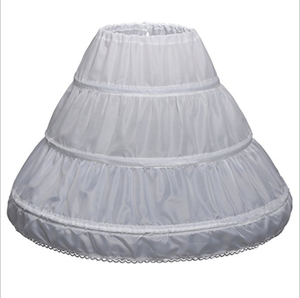 MIRW01 Ball Gwon Vintage Petticoat for Wedding Dress or Costume Free Size Long Petticoat