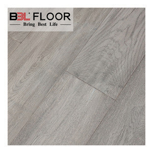 New design teak wood solid feeling engineered timber flooring