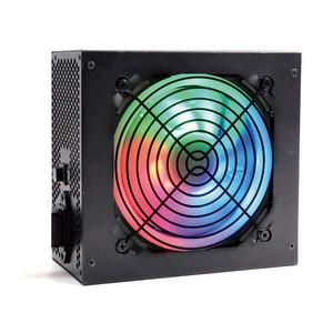 OEM 650W 750w 850W RGB ATX 80plus Bronze flat cables modular PSU atx gaming power supply