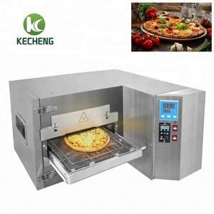 Pizza making machine industrial/mini oven for pizza/domestic pizza oven